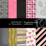 Sophisticated Paper Pack-$4.00 (Julie Klaus)