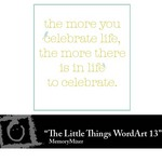 The Little Things WordArt 13 Freebie-$0.00 (Lasting Impressions)