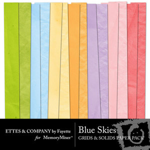 Blueskiesgrids solids medium