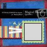 Magical Memories QuickMix-$4.99 (Ettes and Company by Annette)