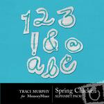 Spring Chicken Alphabet Pack-$1.00 (Traci Murphy)