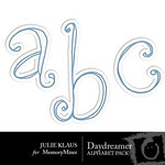 Daydreamer Alphabet Pack-$0.99 (Julie Klaus)