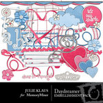 Daydreamer Embellishment Pack-$3.00 (Julie Klaus)