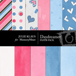 Daydreamer Paper Pack-$4.00 (Julie Klaus)