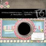 Child of My Child Grandma QuickMix-$5.00 (Ettes and Company by Fayette)