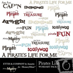 Pirates life wa medium