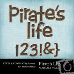 Pirates life alpha small
