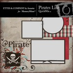 Pirates Life QuickMix-$4.99 (Ettes and Company by Annette)