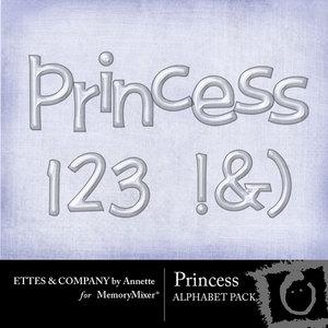 Princessalpha medium