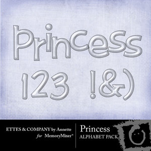 Princessalpha medium