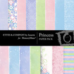 Princess Paper Pack-$4.00 (Ettes and Company by Annette)
