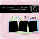 Princess QuickMix-$5.00 (Ettes and Company by Annette)