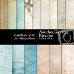 Another Day In Paradise Paper Pack-$3.99 (Carolyn Kite)