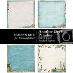 Another Day In Paradise Stacked Paper Pack-$2.49 (Carolyn Kite)