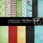 Oh What A Night Paper Pack-$3.99 (Carolyn Kite)