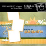 Splash n Summer QuickMix-$4.99 (Ettes and Company by Annette)