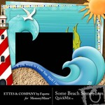 Some Beach Somewhere QuickMix-$5.99 (Fayette Designs)