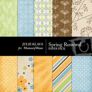 Spring renewal pp medium