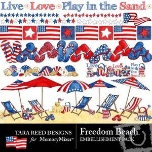 Freedom beach medium