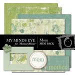 Mom Mini Pack-$2.50 (My Minds Eye)