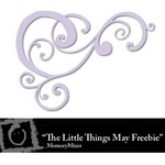The Little Things May Freebie-$0.00 (Lasting Impressions)