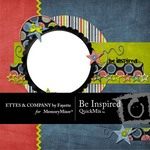 Be Inspired QuickMix-$5.00 (Fayette Designs)