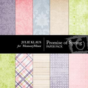 Promise of spring pp medium