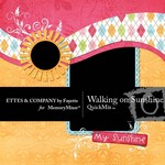 Walking on Sunshine QuickMix-$5.99 (Fayette Designs)