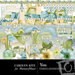 You Embellishment Pack-$2.99 (Carolyn Kite)