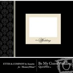 Be My Guest Wedding QuickMix-$6.00 (Ettes and Company by Annette)