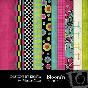 Bloomin papers medium