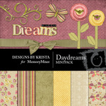 Daydreams Mini Pack-$3.00 (Designs by Krista)