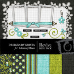 Revive Mini Pack-$3.00 (Designs by Krista)
