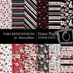 Game Night Paper Pack-$4.00 (Tara Reed Designs)
