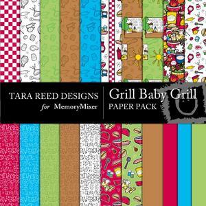 Grill baby grill pp medium