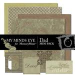 Dad Mini Pack-$1.25 (My Minds Eye)