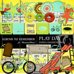 Play Embellishment Pack-$3.49 (Albums to Remember)