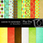 Play Paper Pack-$3.99 (Albums to Remember)