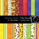 OleFiesta Paper Pack-$4.00 (Tara Reed Designs)