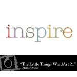 The Little Things WordArt 21 Freebie-$0.00 (Lasting Impressions)
