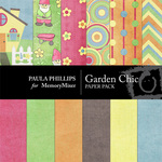 Garden Chick PRP Paper Pack-$3.99 (Paula Phillips)