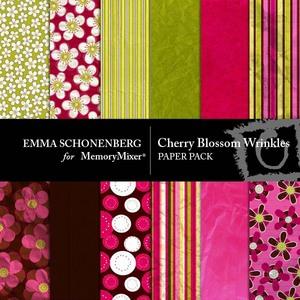 Cherry blossom wrinkles pp medium