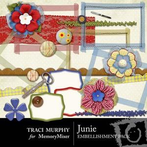 Junie emb medium