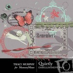 Quietly Embellishment Pack-$3.00 (Traci Murphy)