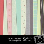 Quietly Paper Pack-$4.00 (Traci Murphy)