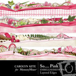 So Pink Layered Embellishment Pack-$2.99 (Carolyn Kite)