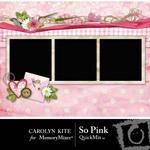 So Pink QuickMix-$2.40 (Carolyn Kite)