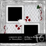 A Day To Remember QuickMix-$2.40 (Carolyn Kite)