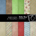 Billy Boy Paper Pack-$4.00 (Karen Lewis)