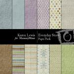 Everyday Story Paper Pack-$4.00 (Karen Lewis)